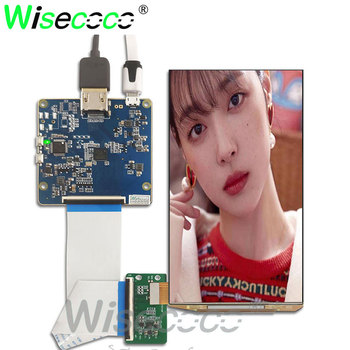5.5 inch OLED 1080X1920 FHD AMOLED screen display with HDMI to MIPI driver board for DIY Project