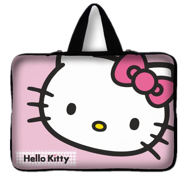 d99fbc6cf580 Kitty Design Laptop Sleeve Bag Tablet Notebook Case For 7.9 9.7 inch 10    11.6