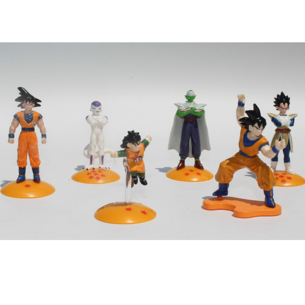 Toy Capsule Toys Us 7 8 20pcs Dragon Ball Toy Assembling Doll 4 6cm Capsule Toys Gift Ornaments Decoration In Action Toy Figures From Toys Hobbies On