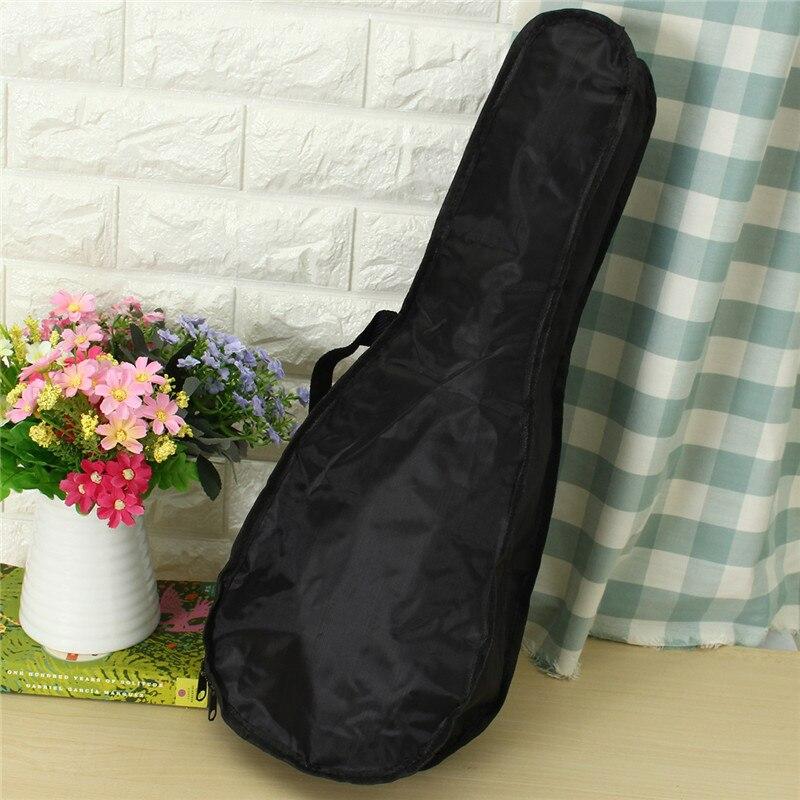21 Pulgadas Ukulele Bolsa Acolchada Gig Bag Bag Estuche De Guitarra Para la Guit