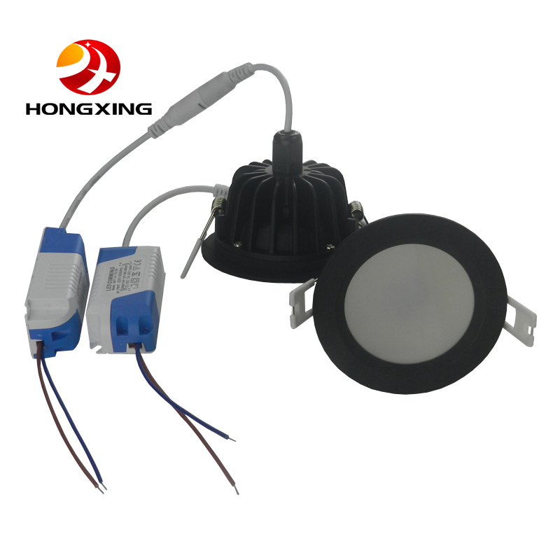 Input DC12V 3W <font><b>5W</b></font> 7W <font><b>led</b></font> ceiling <font><b>Spot</b></font> Light Down Light cool white and warm white lighting <font><b>led</b></font> <font><b>spot</b></font> Free shipping image
