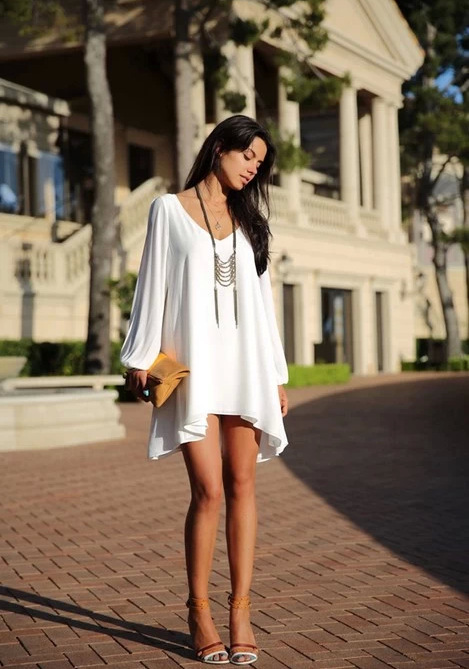 women summer dress casual white short dresses party sexy