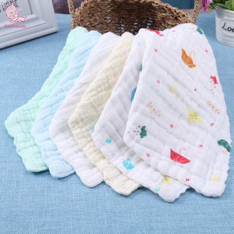6 sztuk / zestaw Baby Burp Cloths Miękka Kreskówka Dziecko Dzieci - Odzież dla niemowląt - Zdjęcie 4