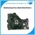 Para asus x55a motherboard mainboard integración rev: 2.1 placa madre ddr3 probó el envío libre