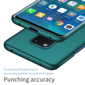 Image 5 - For Huawei P40 Mate 20 Pro Mate 30 Pro Case, Ultra Thin Minimalist Slim Protective Phone Case Back Cover for Huawei Mate 20 Pro