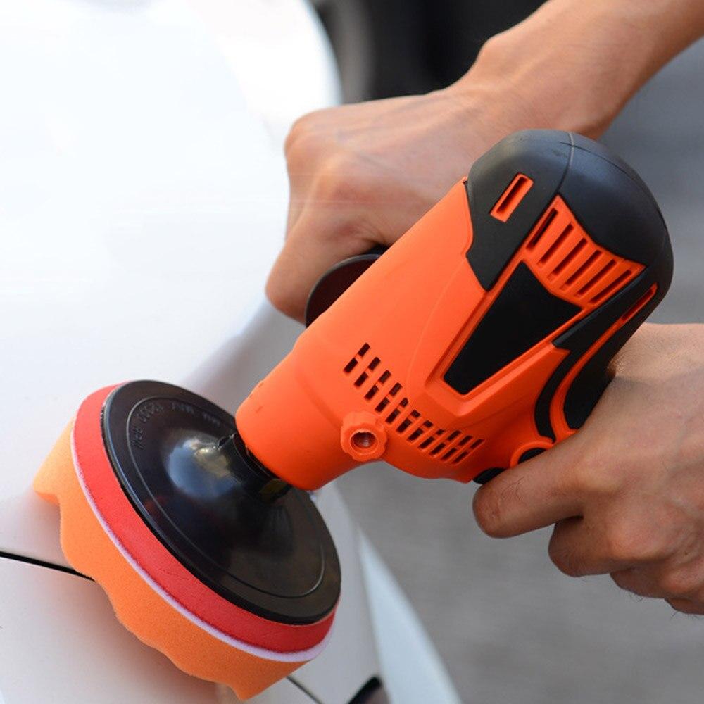 6 Speed Polisher Control Polishing Machine Car Polisher 50Hz 220V 800W For Scratch Remover Beauty Car