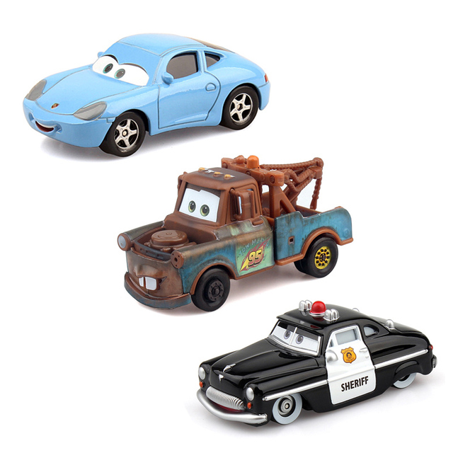 Pixar Cars 2 Die Casti Car Meta Alloy Classic 2 To 7 Year Old Die