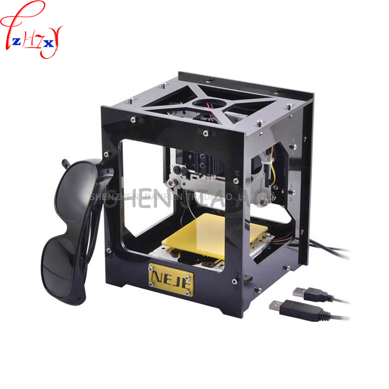 1pc2015 new 300mW USB DIY Laser Engraver Cutter Engraving Cutting Machine Laser Printer Engraving machines laser robotec new technologies laser cutter 1390 diy laser engraver china low cost cnc laser engraving cutting machine for sale