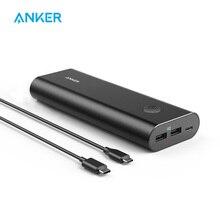 USB C Anker PowerCore + 20100 mAh, cargador portátil de gran capacidad, batería externa powereriq para iPhone, Samsung, MacBook, etc.
