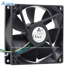 Delta AFB0912VH = AUB0912VH 9cm 90mm 90*90*25MM 9225 DC 12V 0.60A 4-pin pwm computer cpu cooling fans(China)