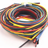 55M Pack Insulation Polyolefin Ratio 2 1 Heat Shrink Tubing 11 Sizes 6 Colour Shrinkable Tube
