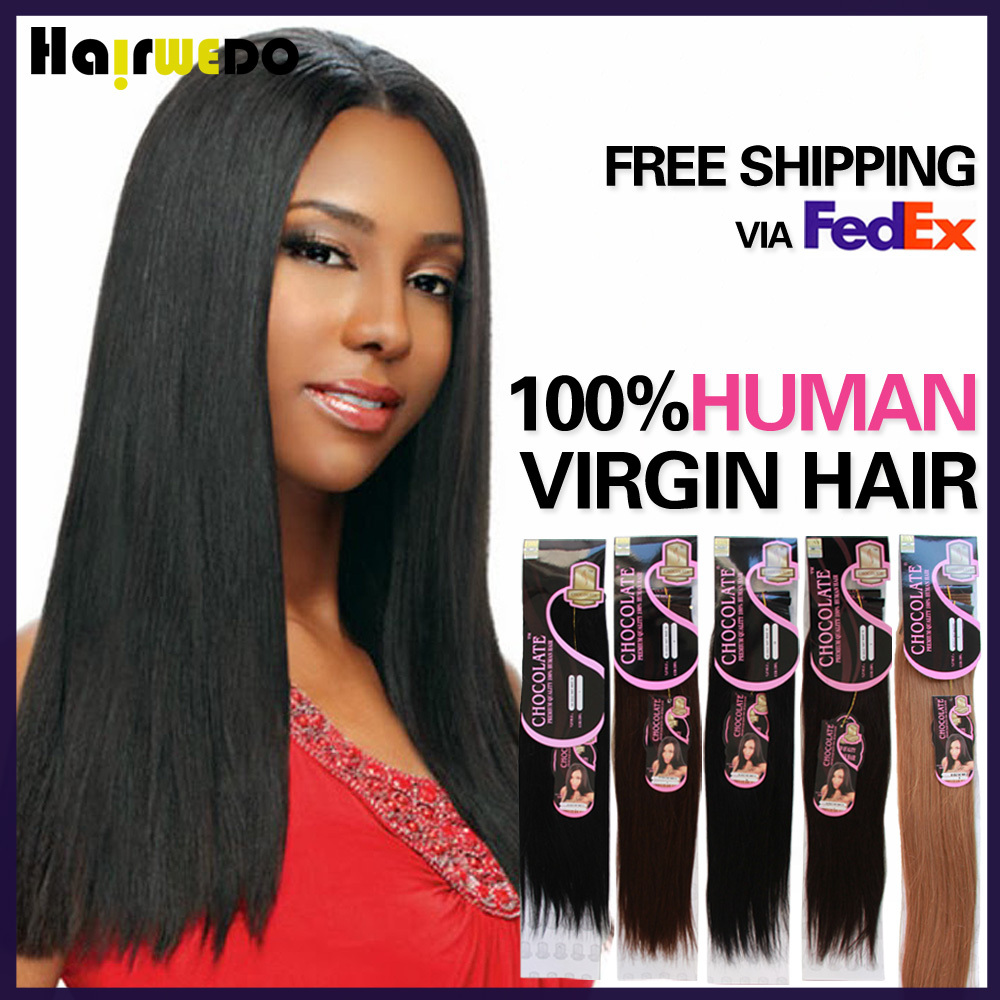 Big Brand Chocolate Hair 100 Unprocessed 7a Peruvian Virgin Hair