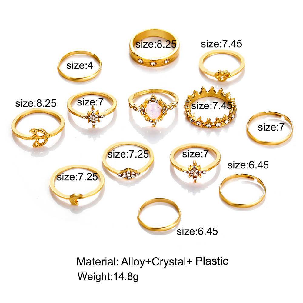 Винтажный лист, цветок, кристалл, опал, искусственная кожа для женщин, новинка 2020, бохо, золото, сердце, средней длины, женский подарок на день Святого Валентина