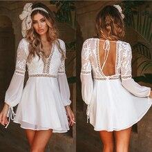 43f88b0da4d2c Buy long white beach dress and get free shipping on AliExpress.com