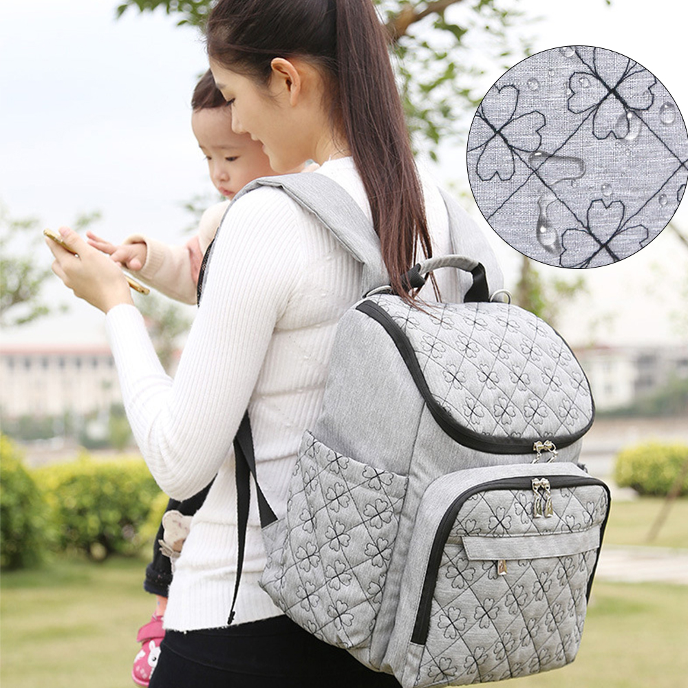 Baby Diaper Bags Fashion Mummy Maternity Nappy Bag Brand Baby Travel Backpack Diaper Organizer Nursing Bag For Baby CareBaby Diaper Bags Fashion Mummy Maternity Nappy Bag Brand Baby Travel Backpack Diaper Organizer Nursing Bag For Baby Care