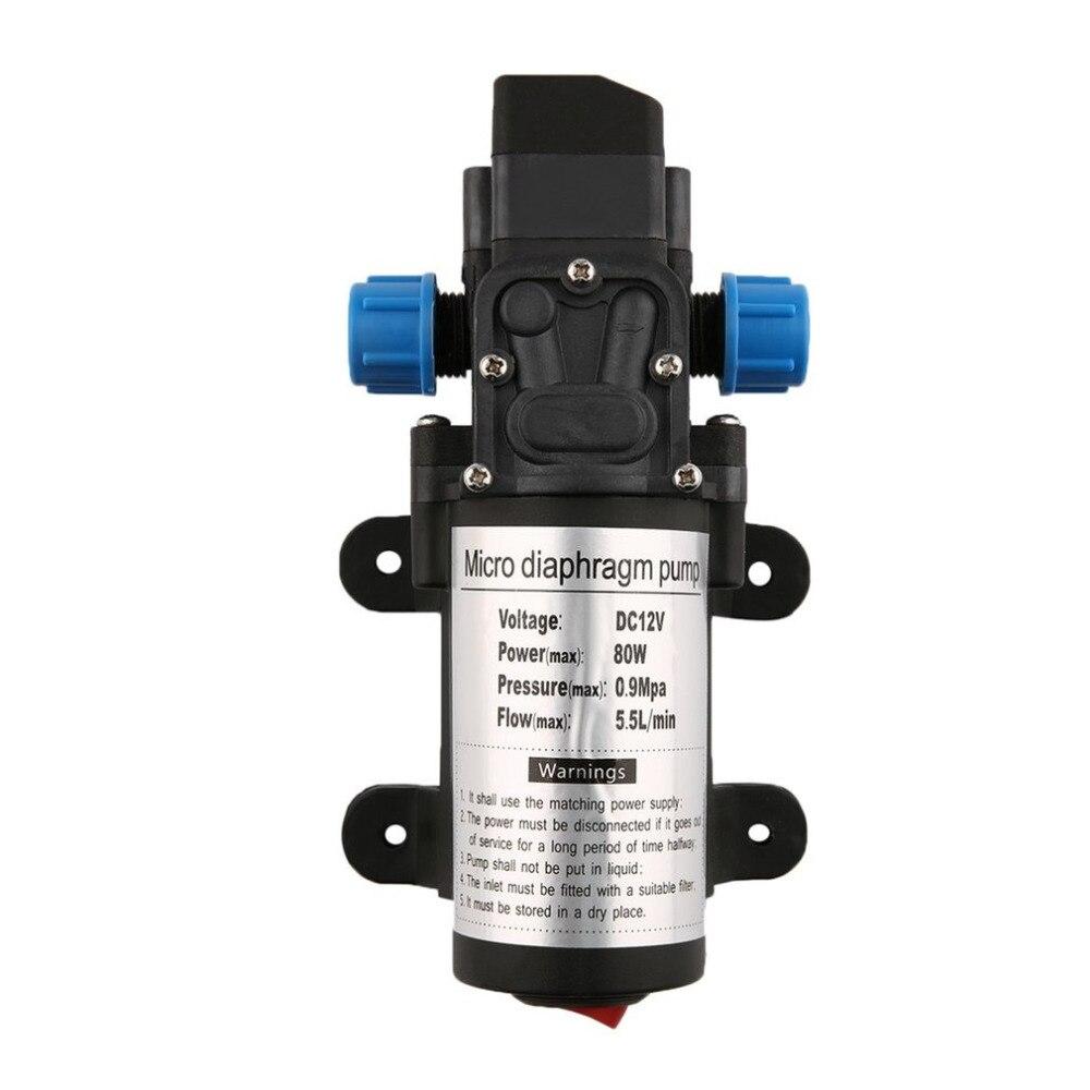 Pompe à eau électrique à haute pression portative et Kit de lavage de pistolet de rondelle de voiture pulvérisateur de déclencheur de mise à niveau pour le lavage de voiture d'arrosage de jardin chaud