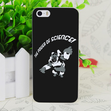 C1973 The Power Of Science Transparent Hard Thin Case Skin Cover For Apple IPhone 4 4S 4G 5 5G 5S SE 5C 6 6S Plus