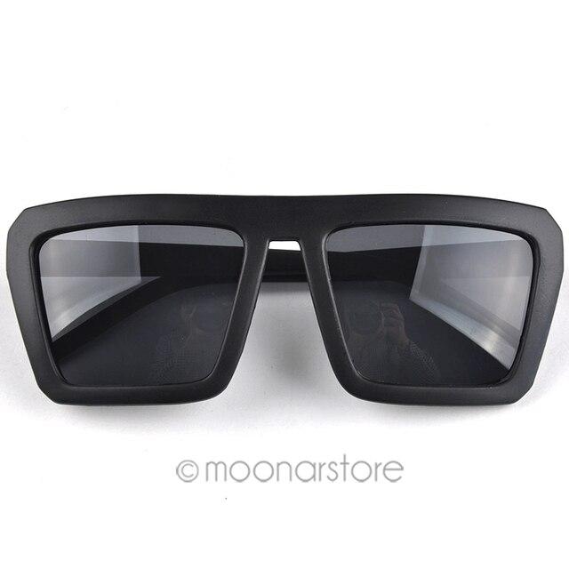 17f519e306 de hombres Retro Steampunk de complementos gafas Gafas sol de y de UV de  2018 cuadrados ...