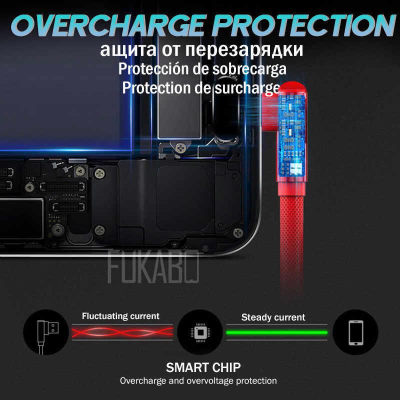 3,0 Micro USB быстрый заряд кабеля USB кабель для передачи данных для samsung iPhone huawei type C USB кабель для xiaomi redmi USB кабель для зарядки