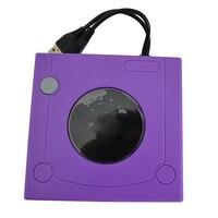 10 шт. много для игровой контроллер куб 4 Порты адаптер GC контроллеры конвертер для wii U/PC USB Поддержка Turbo Fire Функция