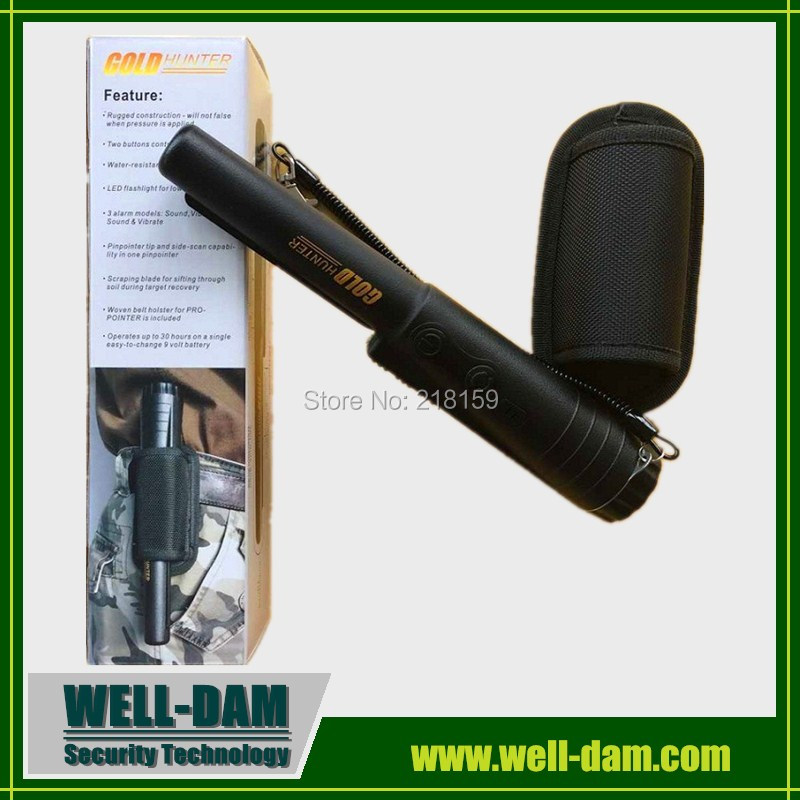 Professional Underground Metal Detector Gold Hunter Pro Pointer Gold Detector