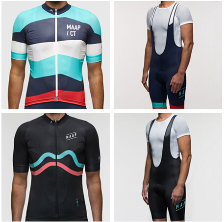 2015 maap hills contour cycling clothes of short jersey or bib short with  pad  3998e2ae5