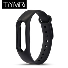 Strap For xiaomi mi Band 2 Strap bracelet Colorful Replacement silicone wrist Strap Sports wristBand for MiBand 2 Xiaomi Mi Band 5 clos replacement colorful wristband band strap bracelet wrist strap f58695 181002 jia