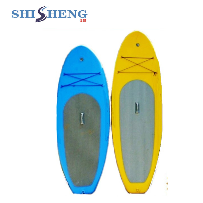 Planche de surf gonflable Simple de différentes couleurs avec tous les accessoires standard