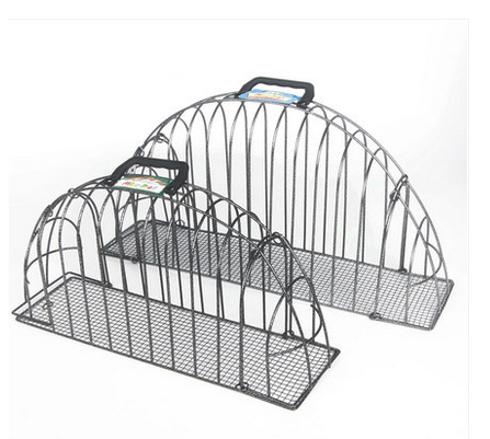 High Quality Metal Cat Cage Pet Bath Cage Cat For Injection Scratch-resistant Cage Double-open Doors Kennel Two Size