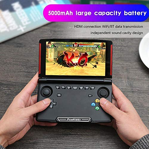 5.5 inch Android Handheld Game Console, For GBA Arcade Game Console For NDS Retro Double Rockers 3 Major Game Platforms image