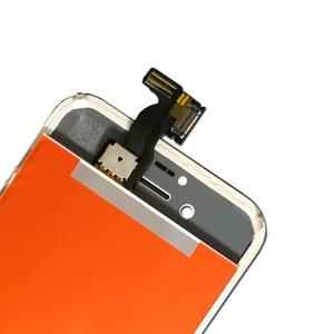 Image 4 - AAA jakość LCD dla iPhone 4 4s wymiana ekranu wyświetlacz Digitizer ekran dotykowy montaż dla iPhone 6 6s 7 ekran LCD