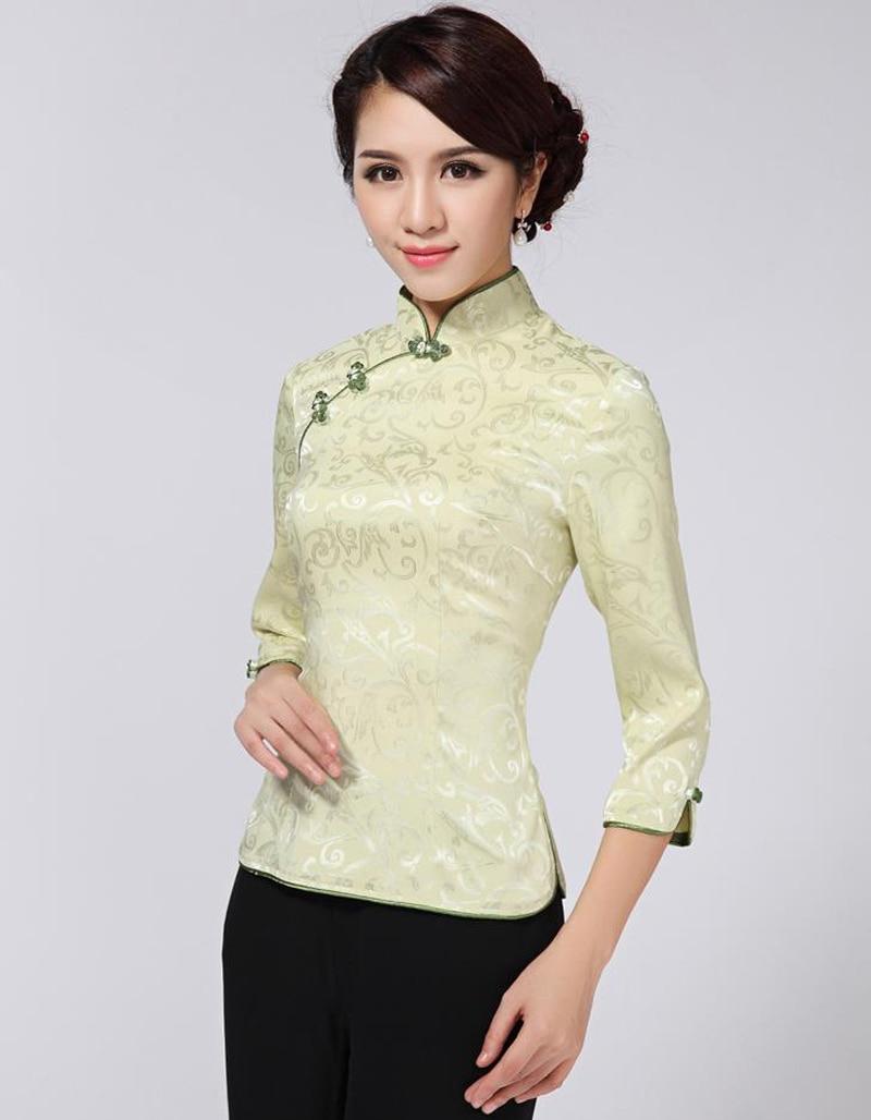 Китайская Блузка