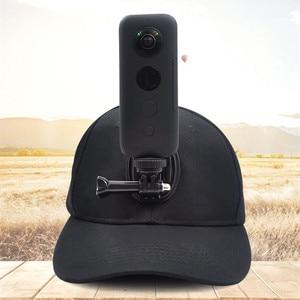 Image 2 - DJI כובע עם ספורט סוגר Insta360 אחד X עבור Insta 360 אחד X מצלמה אבזרים