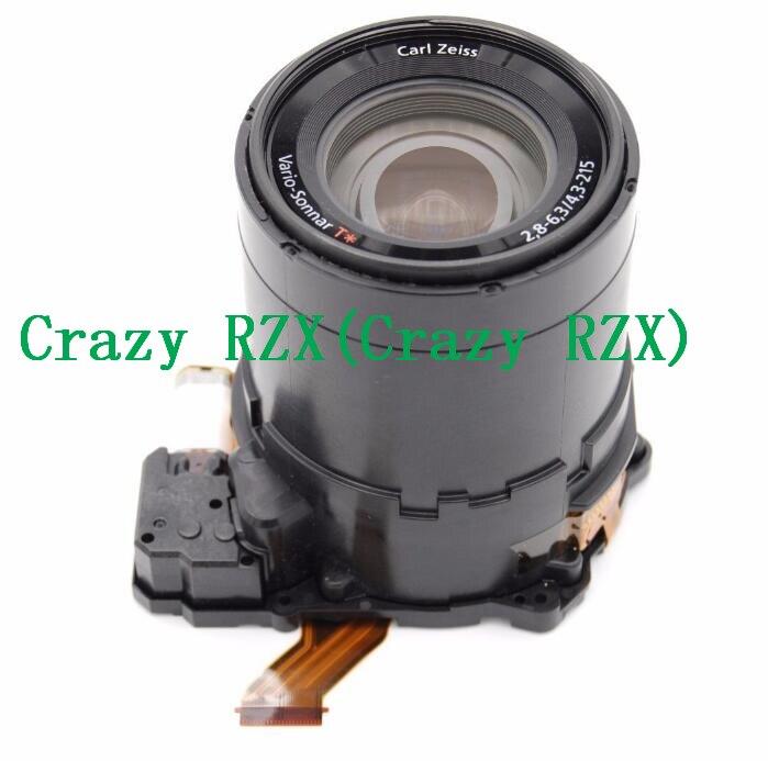 95% оригинал для sony Cyber shot DSC HX300 DSC HX400 HX300 HX400 зум объектив цифровой камеры Запчасти