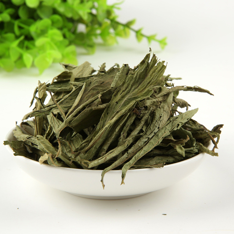 Dried Chinese Stevia Sugar Herbal Tea Wild Green Flower Health Care Beauty For Gift