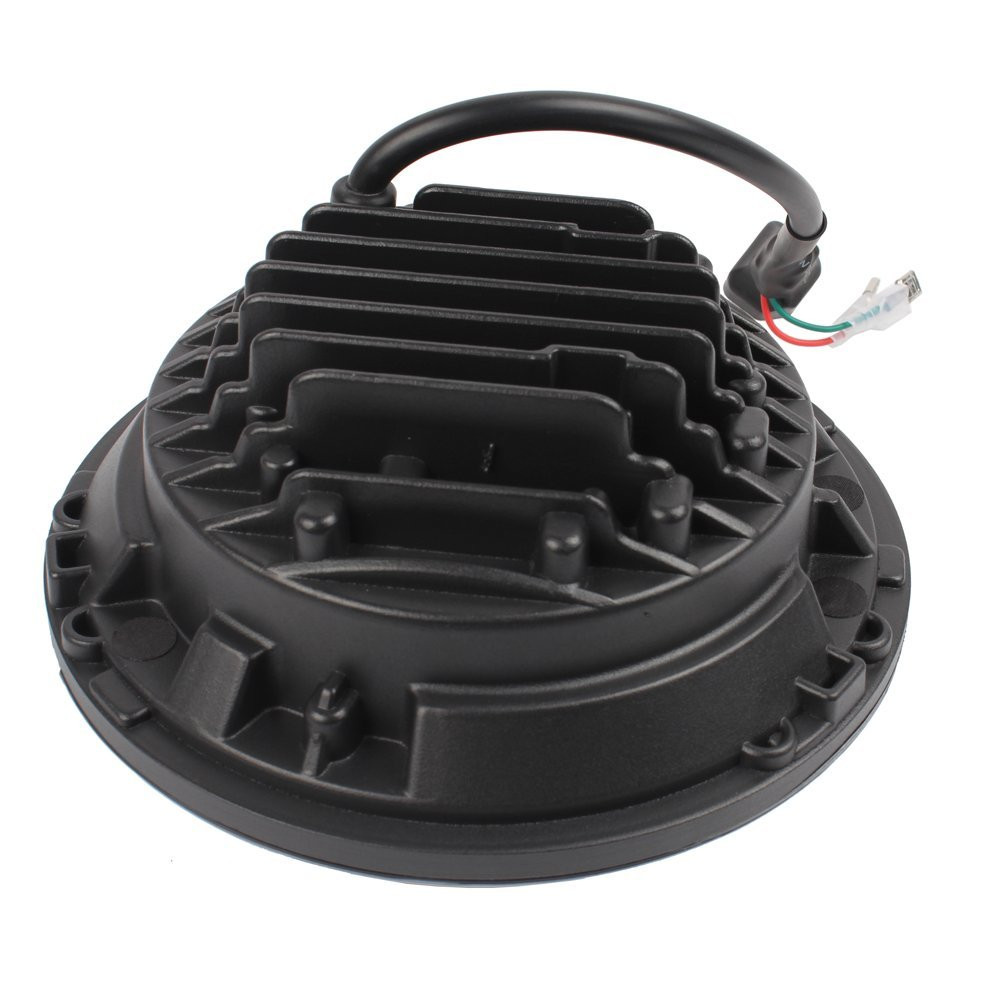 7 Inch Round LED Driving Light (24)