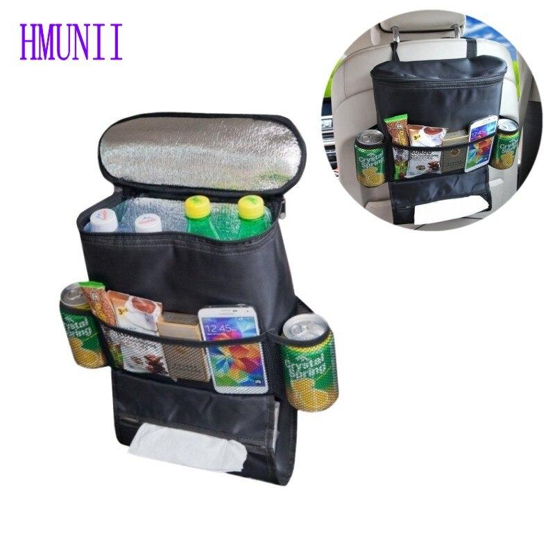 Детские пеленки сумка-Органайзер для автомобильных сидений сумка для детские вещи изоляц ...