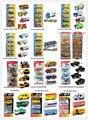 4 unids 1: 64 Caravana Coche Blindado Aleación modelo de coche de juguete Para Niños juegos de Trenes Variedad de opciones