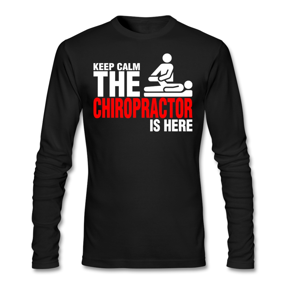 06553a5dd Funny Chiropractic T-shirts