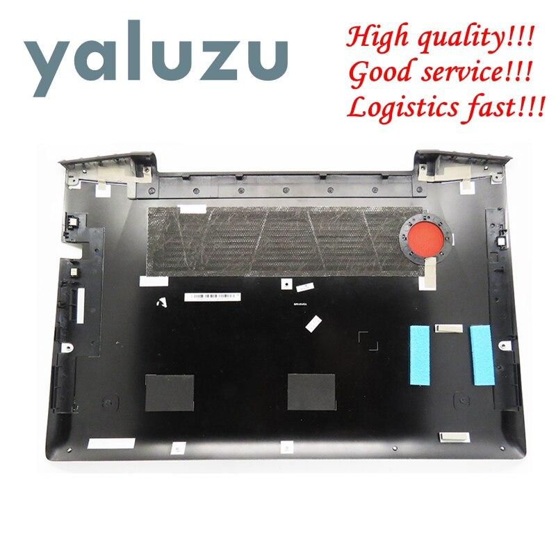 YALUZU New Laptop Bottom Base Case Cover For Lenovo Y50-70 Y50 Y50-70A Y50-70AM Y50-70AS Y50-80 Y50P-70 Y50P-80 AM14R000530 Case