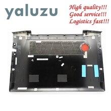 YALUZU nowego laptopa podstawy dna skrzynki pokrywa dla Lenovo Y50 70 Y50 Y50 70A Y50 70AM Y50 70AS Y50 80 Y50P 70 Y50P 80 AM14R000530 przypadku