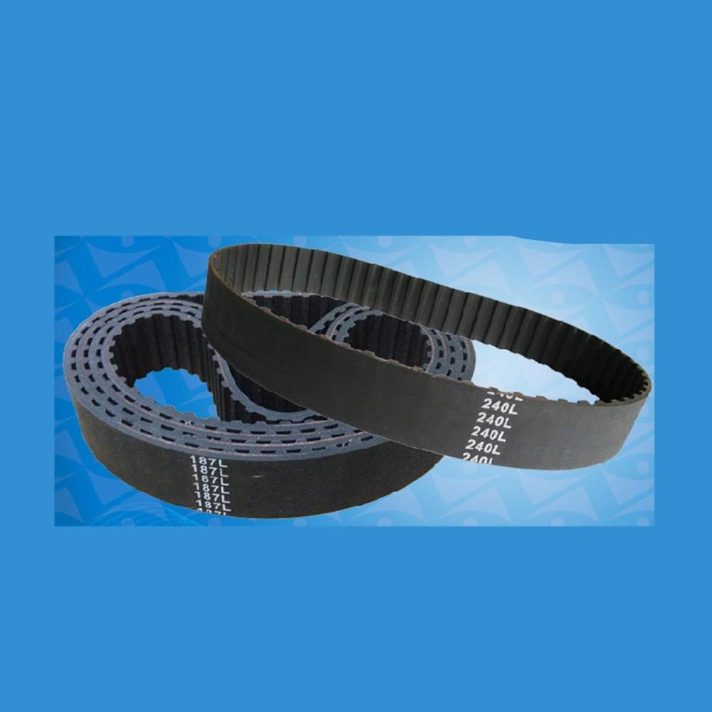 10mm Width Industrial Timing Belt 260L 265L 268L 270L 275L 278L 280L 285L 292L