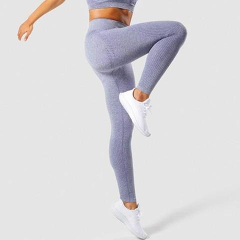 Free Shipping Fashion Leggings For Women Seamless Fitness Leggings Jeggings Sportswear Women High Waist Workout Lady Leggings Multan