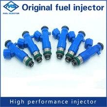 Oem injetores de combustível 550cc 16600-JF00A 14002-AN001 apto para Nissan GTR/Infiniti G37 16600-38B0A