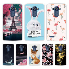 Fall Für LG G4 Weiche Silikon TPU Cooles Design Muster Painted Phone Cover Coque Für LGG4 H815 Fällen(China)