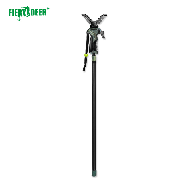 Prohibit selling to GERMANY/  Fiery Deer  trigger Twopod camera scopes binoculars hunting stick shooting stick ,
