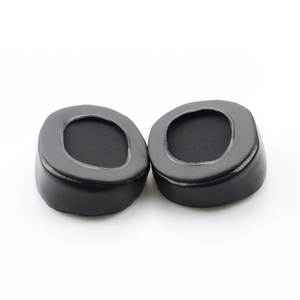Headset Headphone-Ear-Pads Replacement Foam SONY for Cushion-Cups-Cover 1-Pair MDR-DS7500
