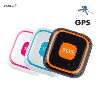Мини-WomenRF-V16 для пожилых детей бесhandfree Talk 2G GSM gps-определитель местоположения позиционирование устройство отслеживания сигнализации SOS Вызов...