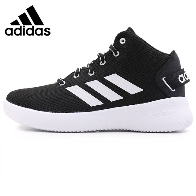Original New Arrival 2018 Adidas Neo Label CF REFRESH MID Women s  Skateboarding Shoes Sneakers 67b3118a05