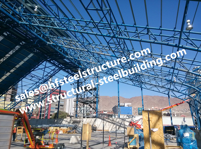 China Steel Building Engineering Company For Building Architecture Design